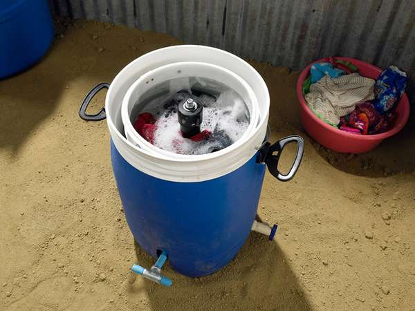 Sustainable Clothing Washers