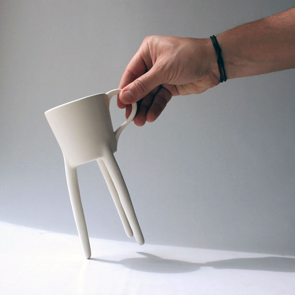 Long-Legged Mugs