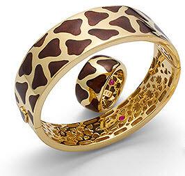 Giraffe Jewellery