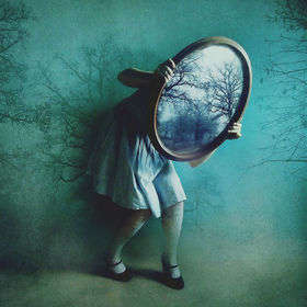 Stunningly Surreal Mirror Captures