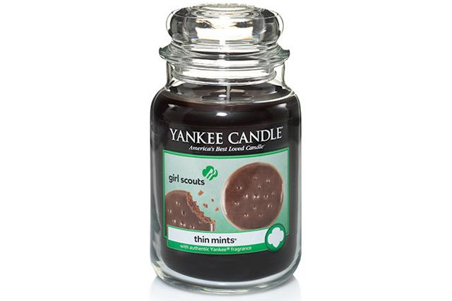 Classic Cookie-Scented Candles