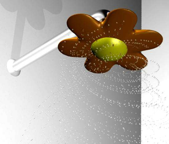 Blooming Shower Heads