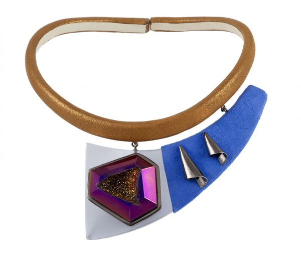 Artfully Fragmented Accessories