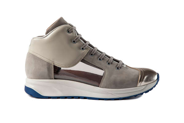 Eccentrically Constructed Sneakers