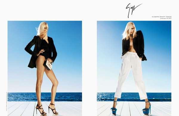 Contempo-Chic Boardwalk Fashion
