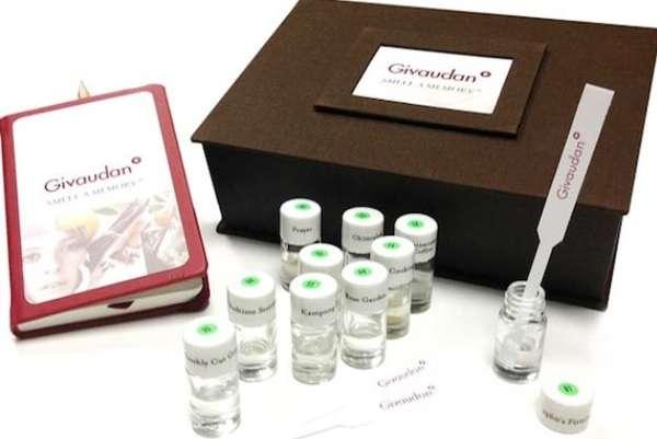 Alzheimer-Targeting Perfumes