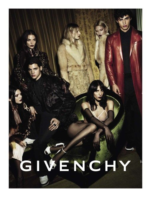 Broody Celeb Fashion Ads