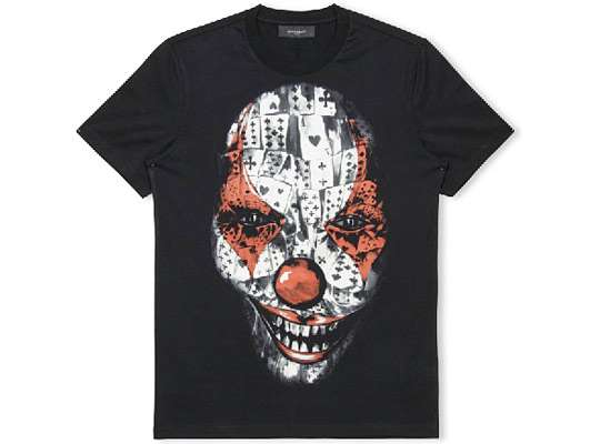 Evil Clown Apparel