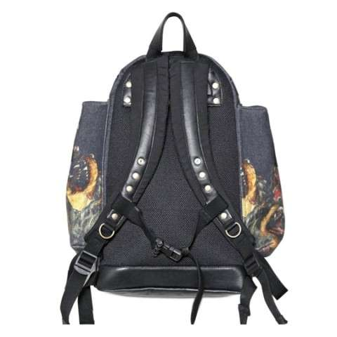 givenchy rottweiler wool flannel backpack