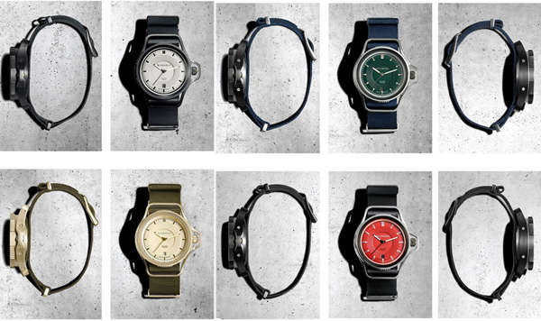 Givenchy 'Seventeen' Watch Series