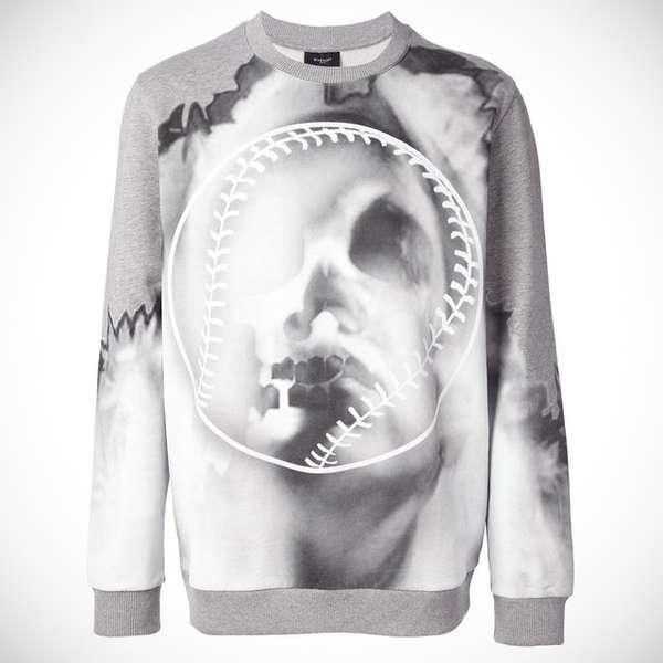 Culture-Clashing Couture Shirts