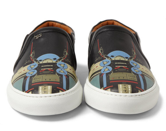 Cyborg Canvas Sneakers