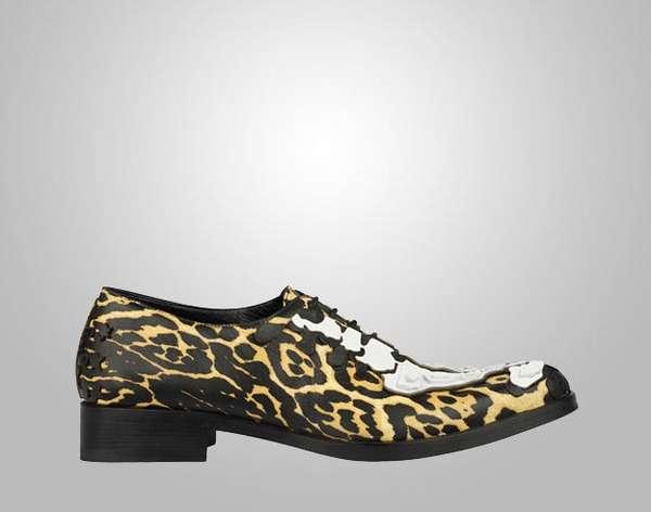 Suave Patent Footwear
