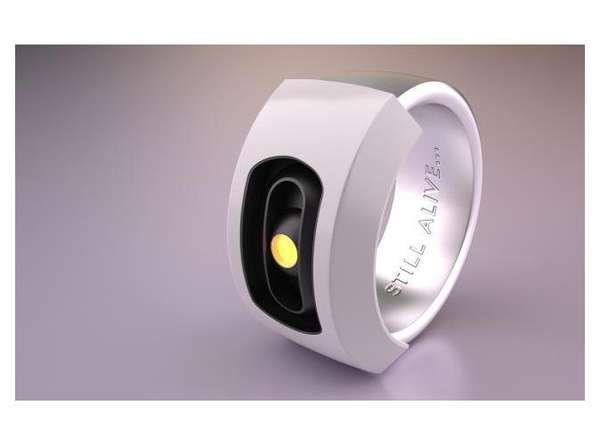 GLaDOS Ring
