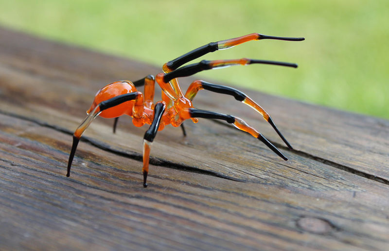 Glass Animal Sculptures