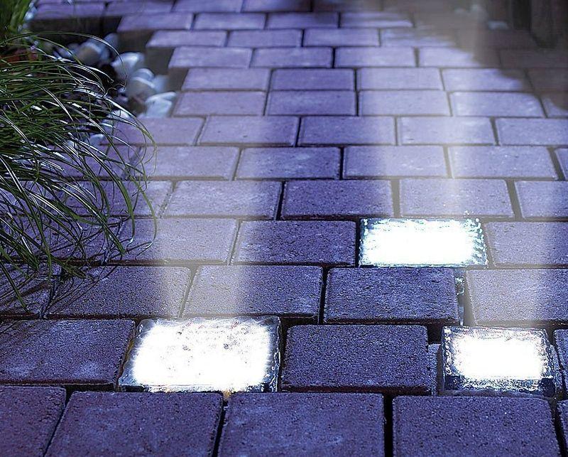 Solar Stone Lighting