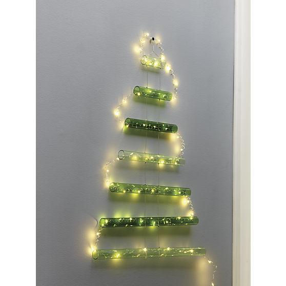 Minimalist Holiday Evergreens