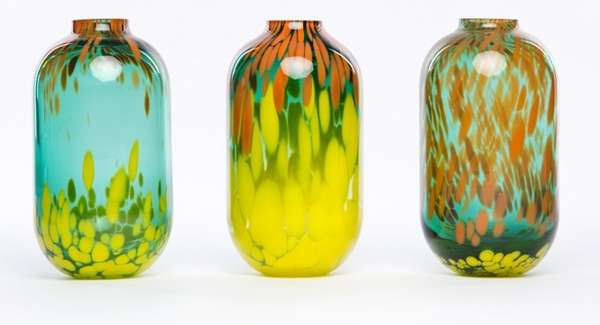 Glass Vase Series