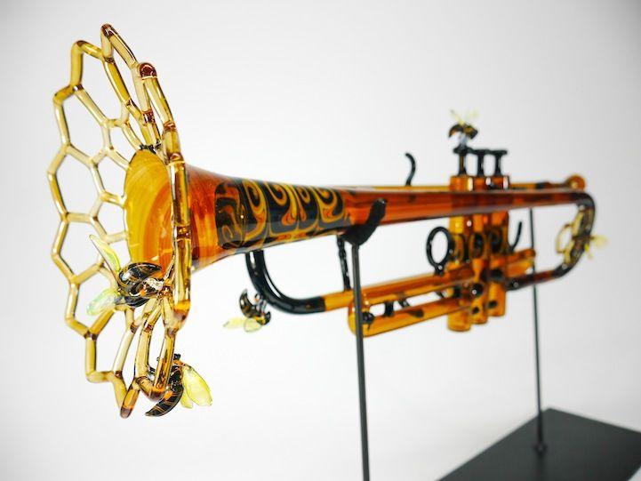 Glass Trumpets