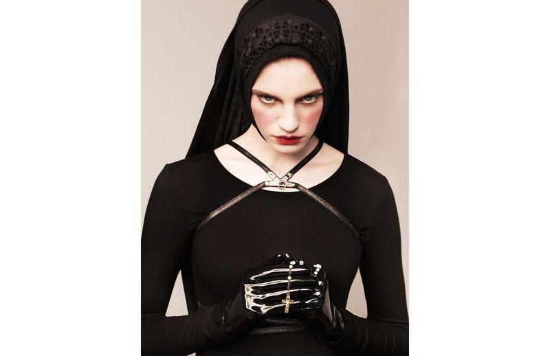 Couture Nun Captures
