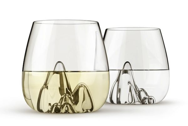 Mountainous Terrarium Mugs