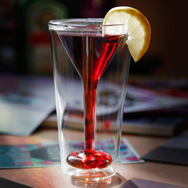 Cocktail Glass Hybrids