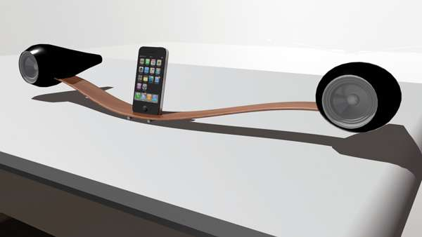 Glide iPod Docking Station