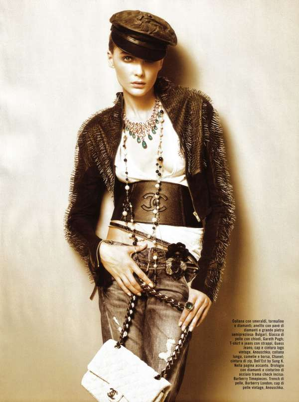 Runway Rebel Editorials