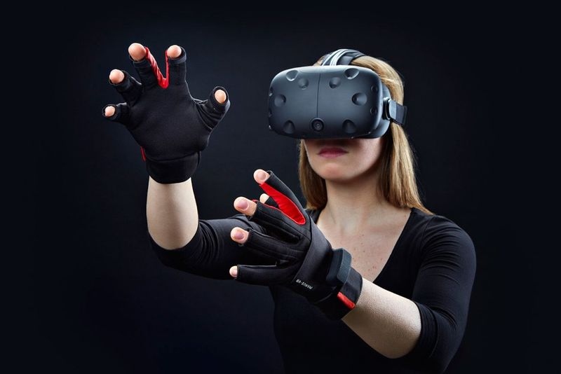 Virtual Reality Gloves