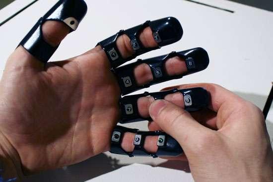 Phone-Mitt Prototypes