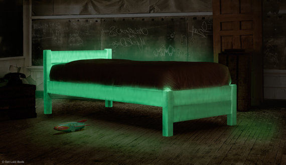 Illuminated Bed Frames