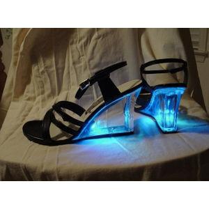 Glowing Heels
