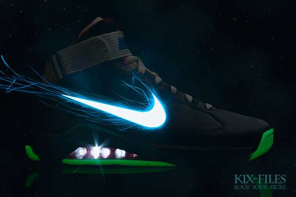 Glowing Kicks