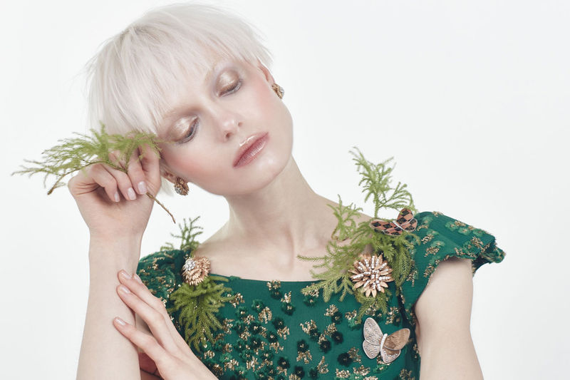 Botanist Beauty Editorials