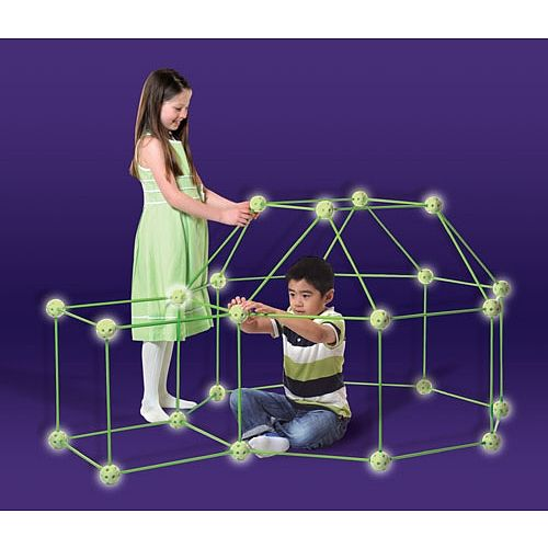 Glow-in-the-Dark Forts