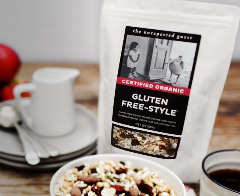 Nutty Gluten-Free Breakfasts