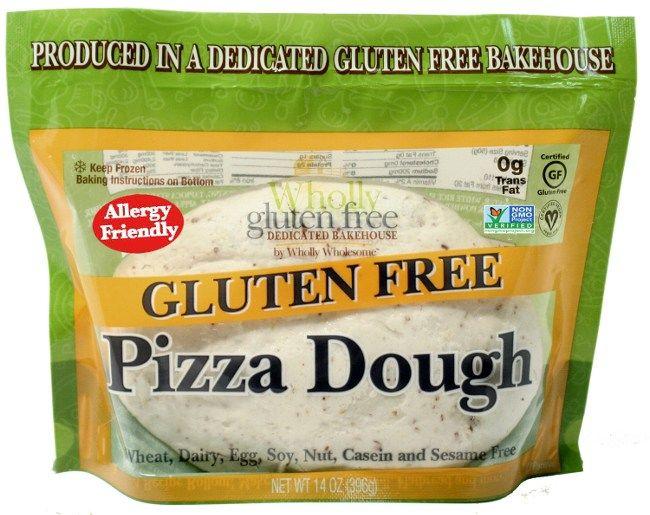Allergy-Friendly Pizza Dough