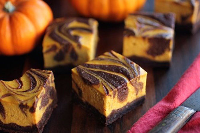 Boozy Gluten-Free Cheesecakes