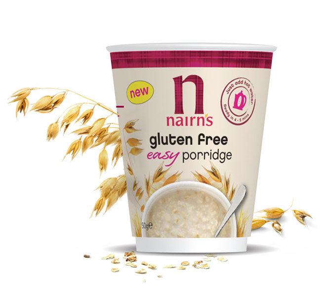 Gluten-Free Porridge Cups