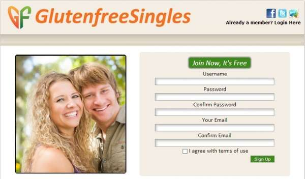 Grain-Free Dating Sites
