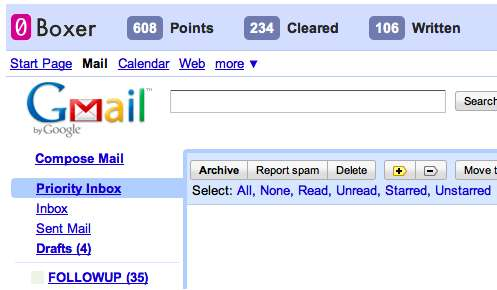 gmail 0boxer