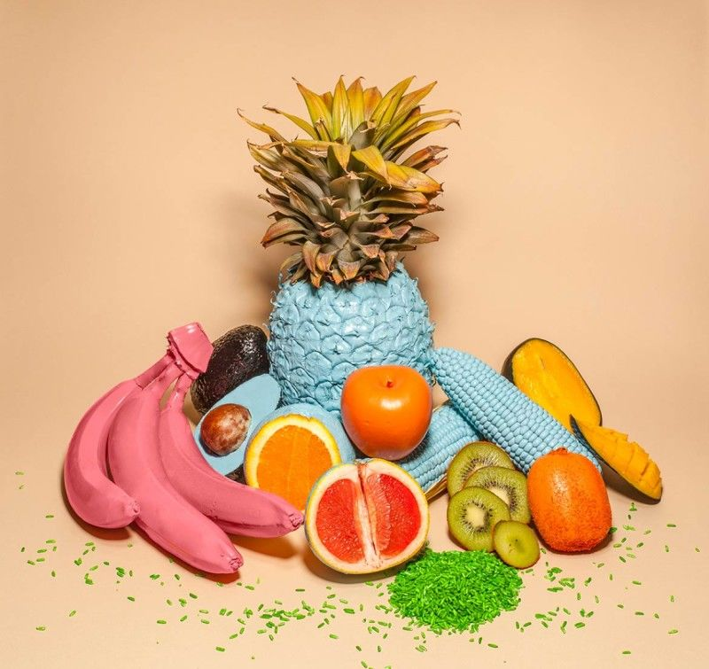 Modified Food Photography