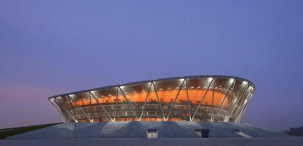 Basketball-Resembling Stadiums