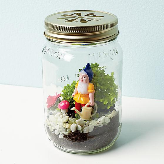 Minature Mason Jar Dioramas