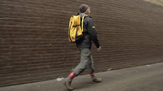 Electricity-Generating Backpacks