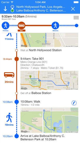 Sprawling City Apps
