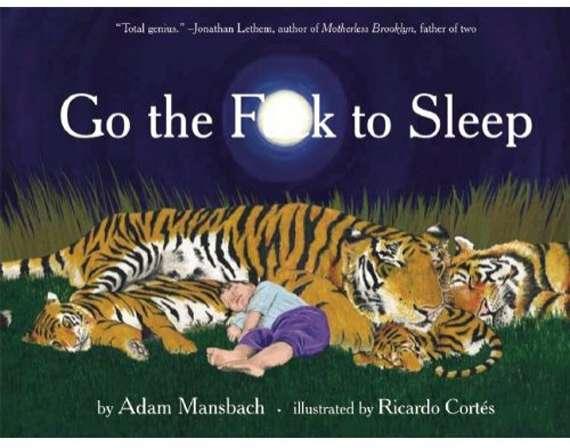 Swearing Storybooks