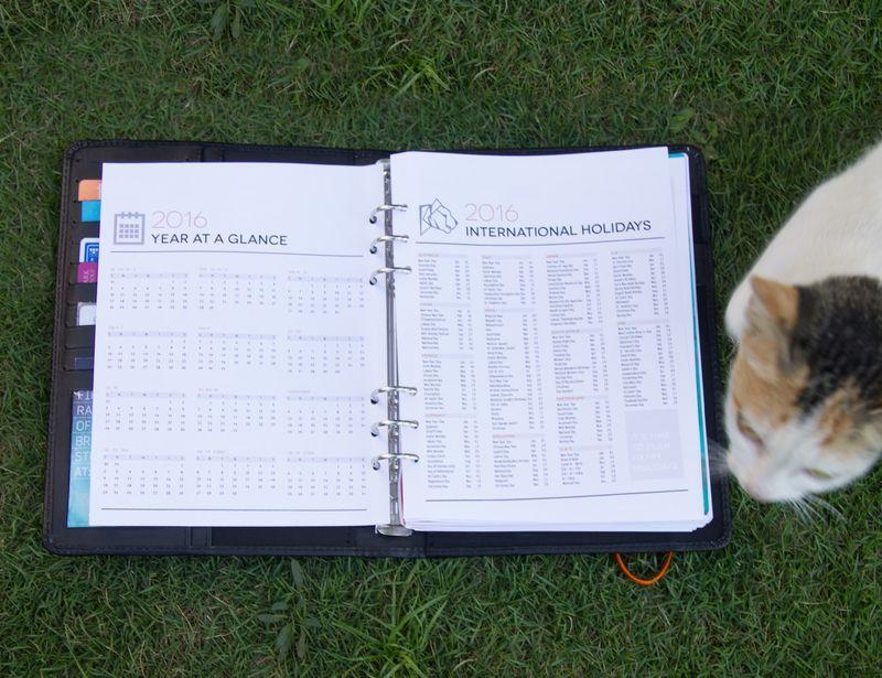 Goal-Oriented Journals