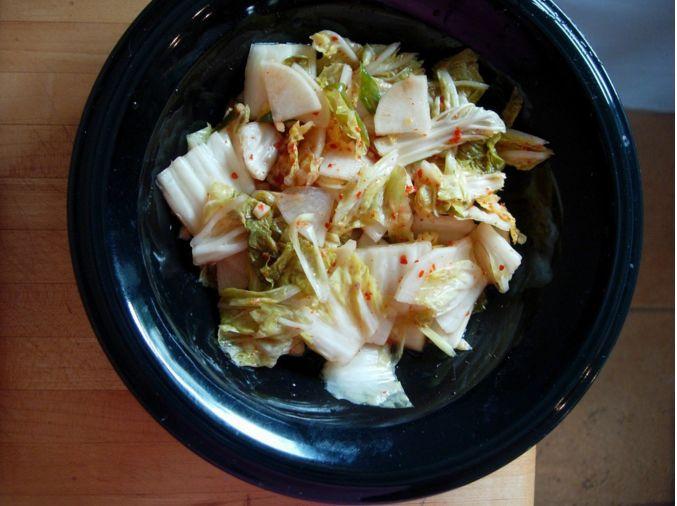 Kimchi Chilli Flakes