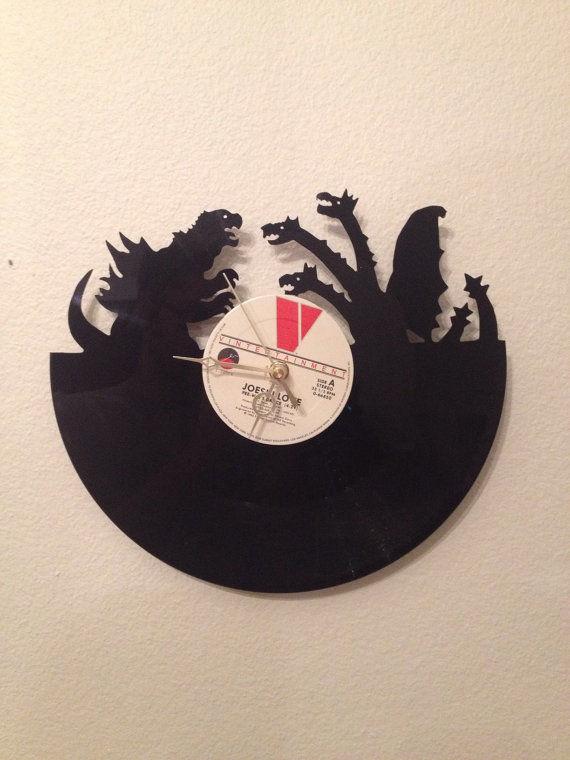 Mutant Vinyl Clocks